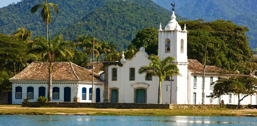 7d2c7f7a3 Paraty foi considerada Patrimônio Estadual em 1945, tombada pelo Patrimônio  Histórico e Artístico Nacional em 1958 e finalmente convertida em Monumento  ...