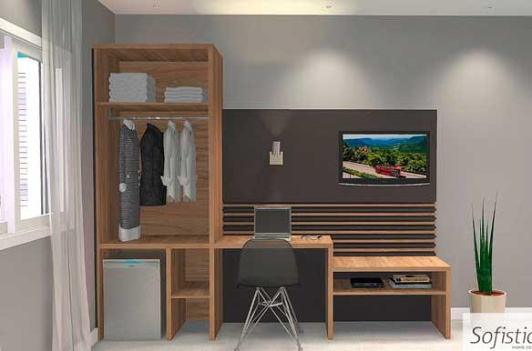 Imagem da acomodação